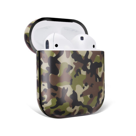 Coque de Protection AirPods - Vert militaire